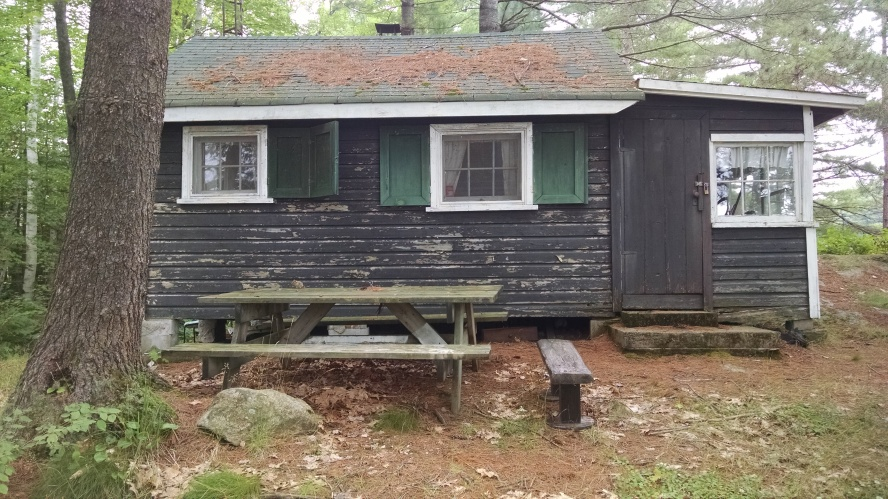Florence Caley's Cabin